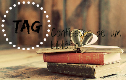 Confessions of a Bibliophile tag