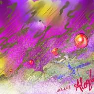 55_Purple sky