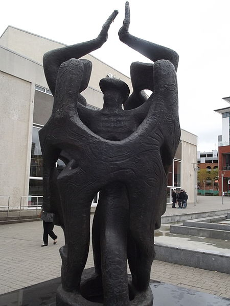 belgrade_theatre_-_upper_well_street_coventry_-_sculpture_-_memorial_to_bryan_bailey_13785404694
