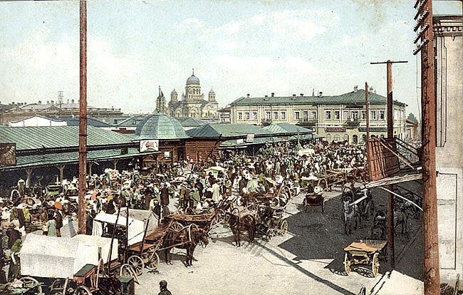 Irkutsk_market,_19th_century