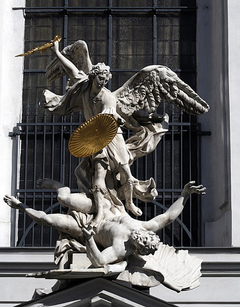 469px-Archangel_Michael_at_Michaelerkirche_Vienna