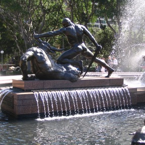 Archibald_Fountain_side_sculpture_2