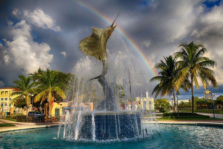 Stuart_Sailfish_Fountain