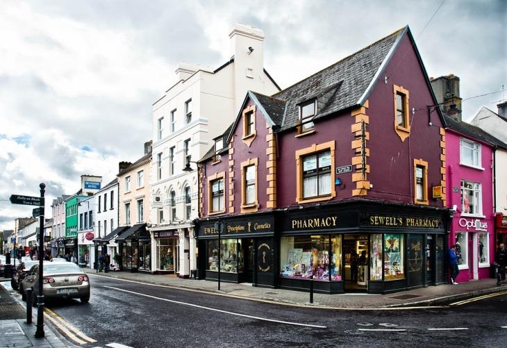 Ireland Road Streetview Killarney