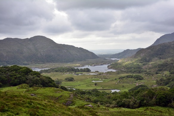 National Park Nature Ireland Killarney Landscape
