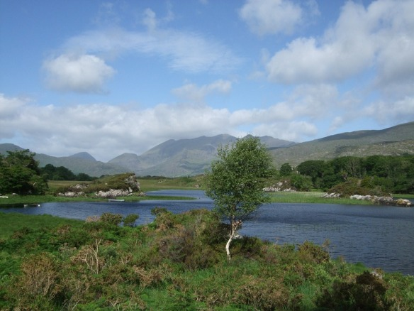 Tourism Irish Killarney Landscape National Park