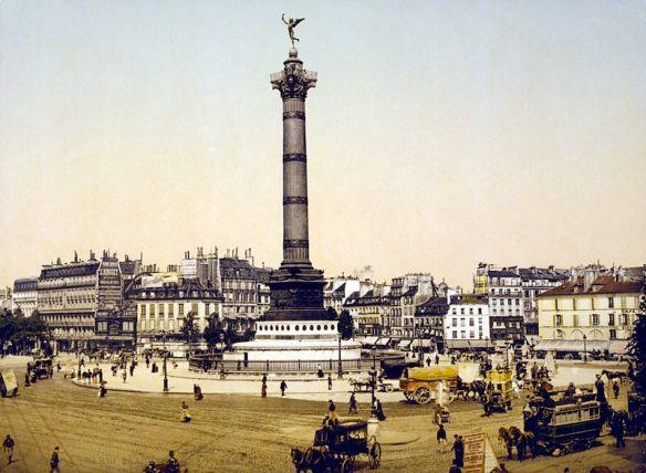 800px-Place_de_la_Bastille,_Paris,_France,_ca._1890-1900