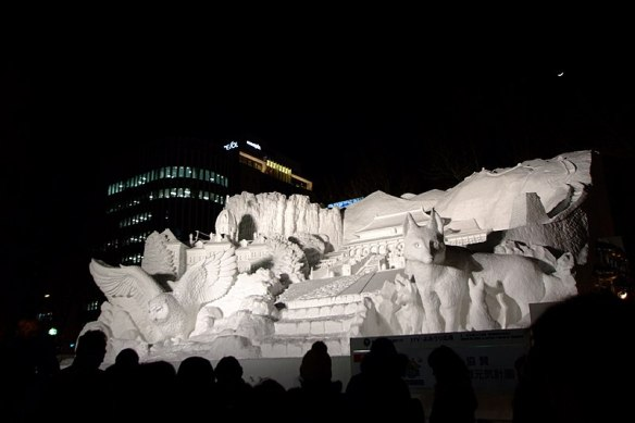 800px-SAPPORO_SNOW_FESTIVAL_2011_観光大国宣言!北海道_-_panoramio