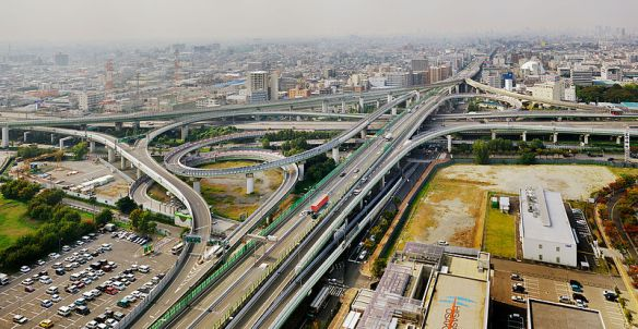 Bird's-eye_view_Higashiosaka_JCT