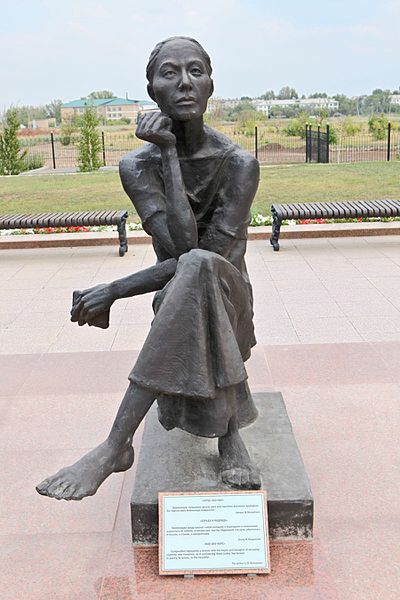 Gulag_ALZHIR_in_Astana,_Kazakhstan,_Monument_to_the_victims_01