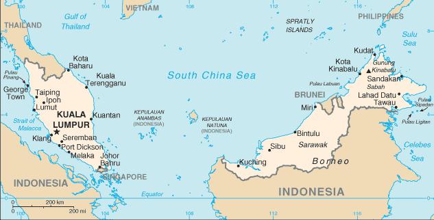 Malaysia_CIA_map