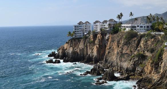 Ocean Condo Cliffs Acapulco