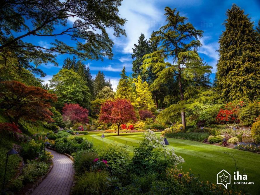 Victoria-canada-Butchart-gardens-a-victoria