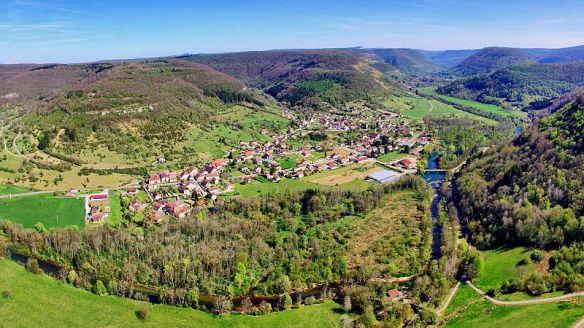 Montgesoye,_vue_générale_du_village