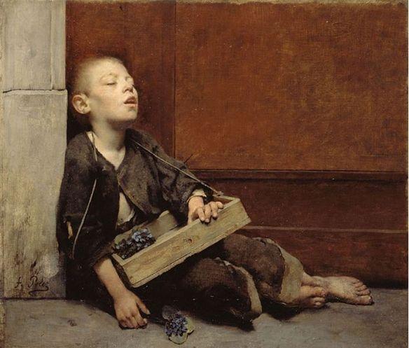 A_Martyr_or_The_Violette_Merchant_(c._1885_-_Fernand_Pelez)
