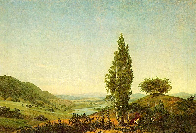 Caspar_David_Friedrich_-_Der_Sommer_(Landschaft_mit_Liebespaar)