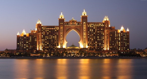 Hotel The Palm Atlantis Dubai Travel Resort Mall