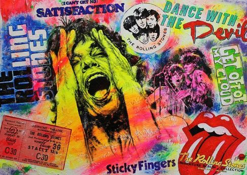 800px-Pop-Art_'Mick_Jagger'_Öl_+_Acryl_auf_Leinwand_von_Silvia_Klippert