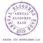 Annual Bloggers Bash Awards Nominee Best Entertainment Blog