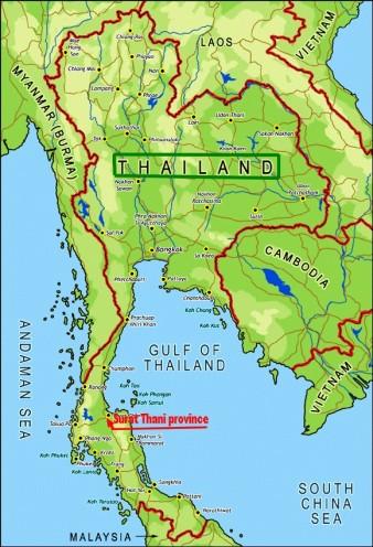 Surat Thani province