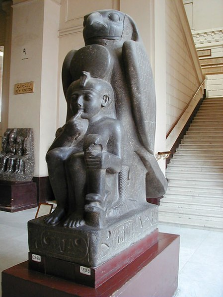 449px-Ramesses_II_as_child