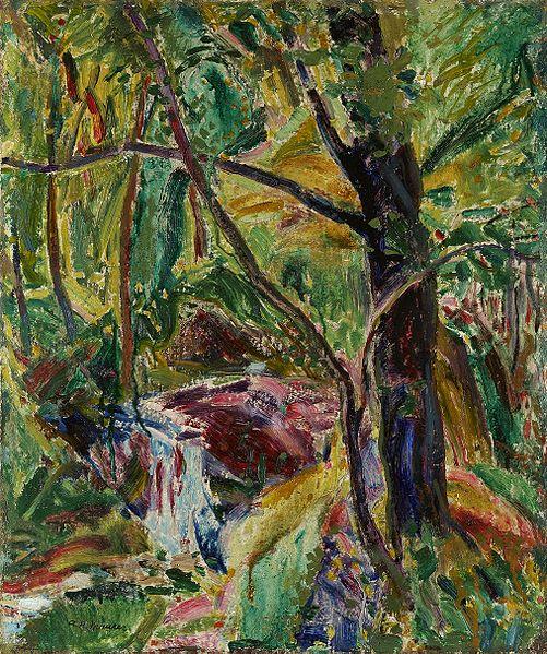 Landscape_by_Alfred_Henry_Maurer,_c_1915-20