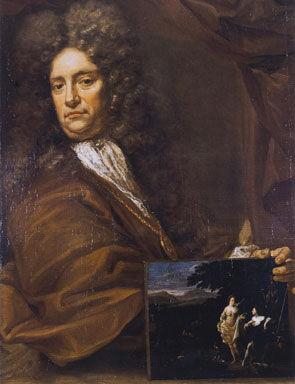 Neer,_Eglon_van_der_-_Self-portrait_-_1696