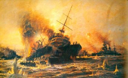 800px-Sinking_of_Battleship_Bouvet_at_the_Dardanelles-TSK