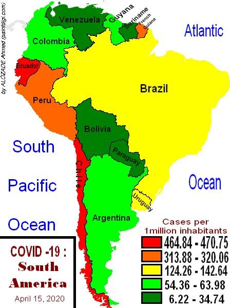 Covid 19_South_America