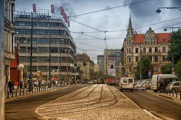 city-of-wrocław-poland-city-street