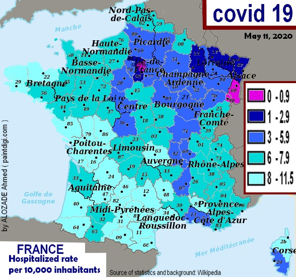 Covid 19_France