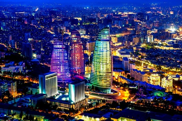 cities-baku-azerbaijan-flame-towers-wallpaper-preview